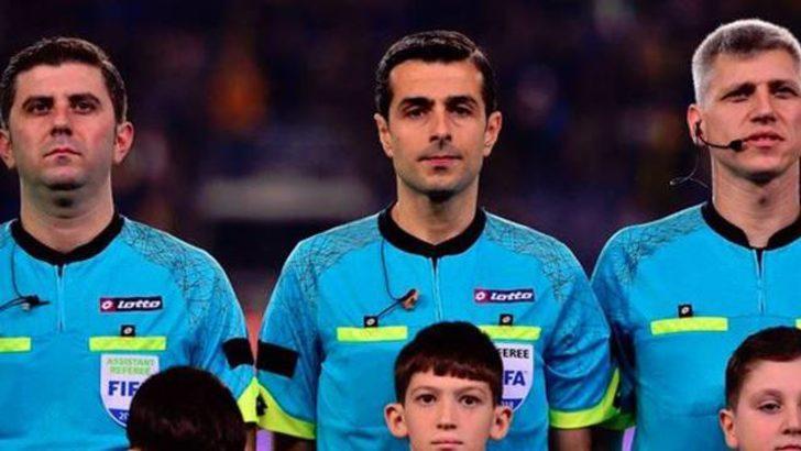Mete Kalkavan Zelijeznicar - Atletico Madrid Gençlik Ligi maçını yönetecek