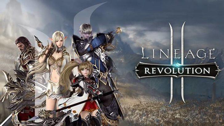 Lineage 2: Revolution'da Sevgililer Günü etkinliği