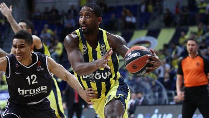 Fenerbahçe Doğuş 77 - 69 Brose Bamberg