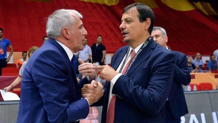 Ergin Ataman'dan Obradovic'e olay sözler