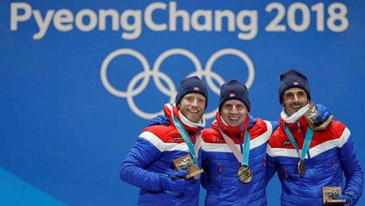 2018 Kış Olimpiyatları'nda 2. gün tamamlandı