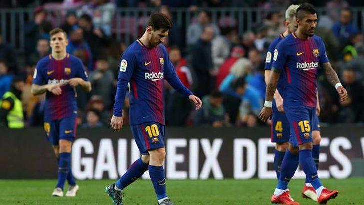 Barcelona 0 - 0 Getafe