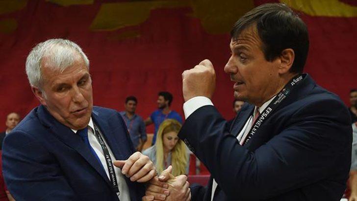Obradovic Ergin Ataman'ın elini sıkmadı