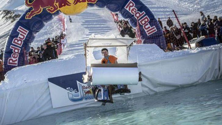 İlayda Akdoğan Kar Havuzu'na atlayacak