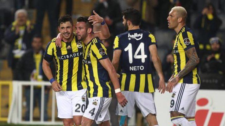 Fenerbahçe Alanyaspor maç özeti, goller ve tartışmalı pozisyonlar: FB'den net skor!