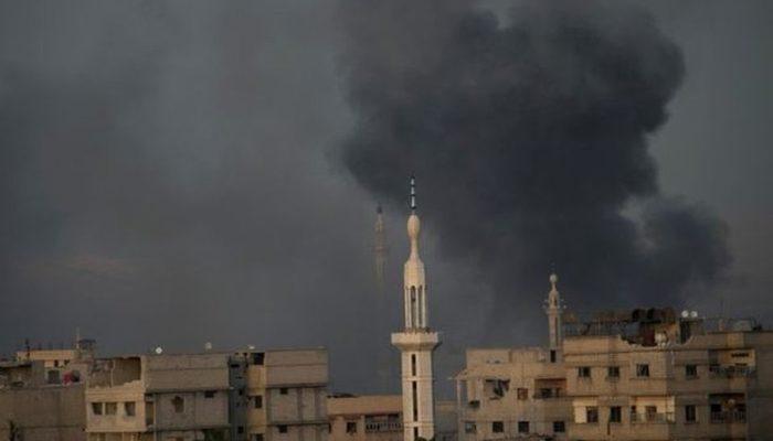 Suriye İç Savaşı: Doğu Guta'ya insani yardım konvoyu ulaştı