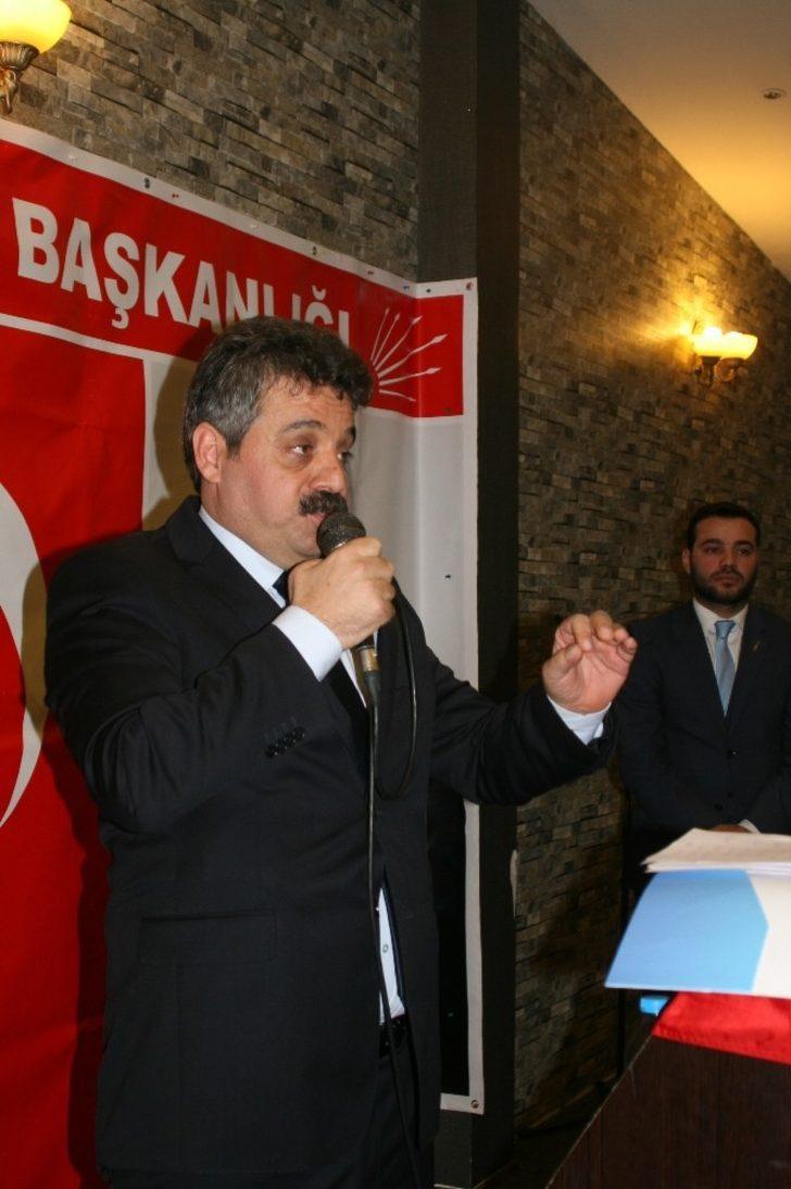 CHP PM üyesi ve CHP Trabzon eski il başkanı Yavuz Karan geçirdiği kalp krizi sonucu hayatını kaybetti