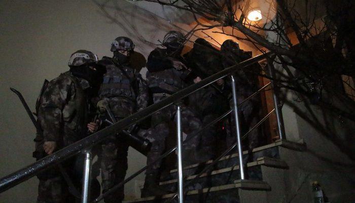 İstanbul'da 3 ilçede uyuşturucu operasyonu: 40 gözaltı
