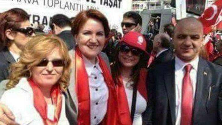 MHP'li başkandan Meral Akşener'i kızdıracak benzetme!