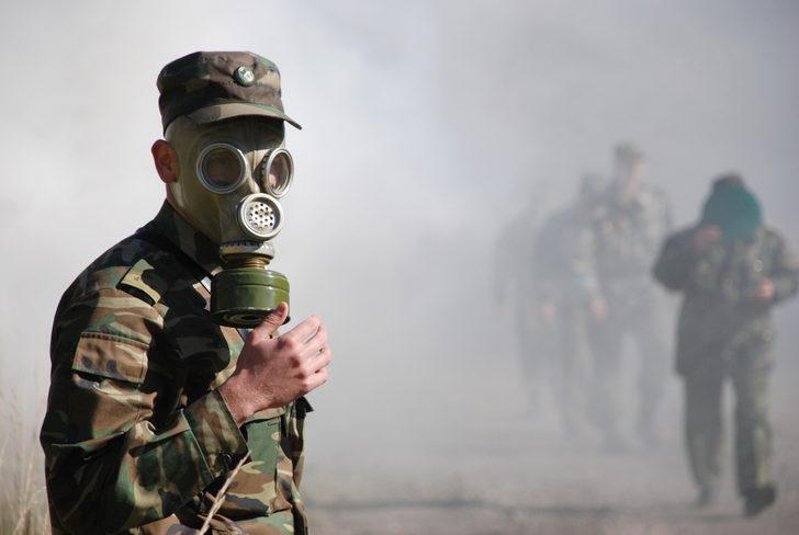 Birleşmiş Milletler: Suriye ve Rusya kimyasal silah kullandı!