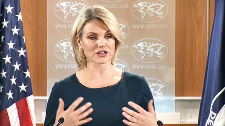 ABD Dışişleri Bakanlığı'ndan Türkiye'ye 'teşekkür' açıklaması
