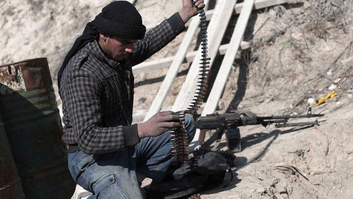 Doğu Guta'daki silahlı gruplar Rusya'nın 'teslim olun, tahliye edelim' önerisini kabul etmedi