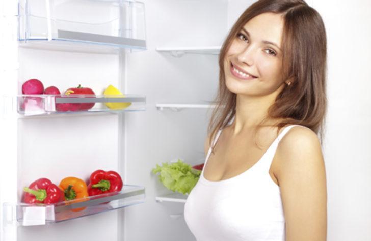 Kilo vermek için buzdolabı detoksu ipuçları