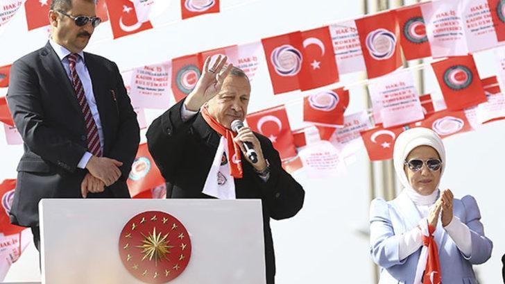 Cumhurbaşkanı Erdoğan az önce açıkladı! 'İnşallah bu akşam...'