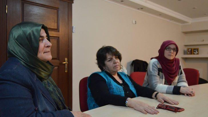 Başkent Kadın Platformu: Hem Müslüman hem feminist kadınlarız