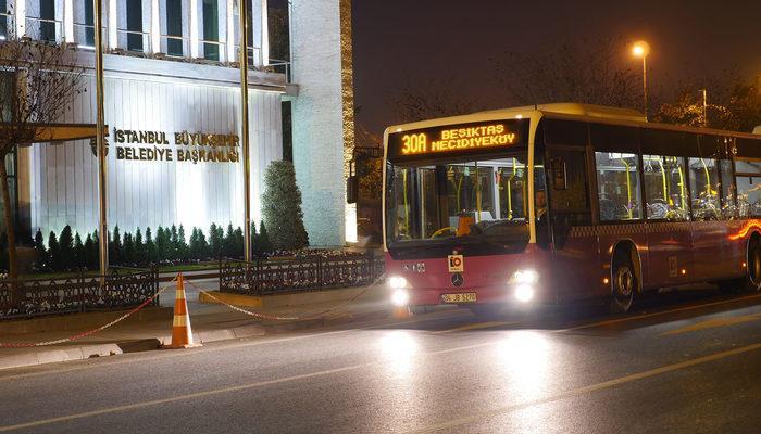 İstanbullular dikkat! Otobüs şoförleri kontak kapatıyor