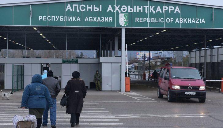 Abhazlar, artık kimlikle Rusya'ya geçebilecek