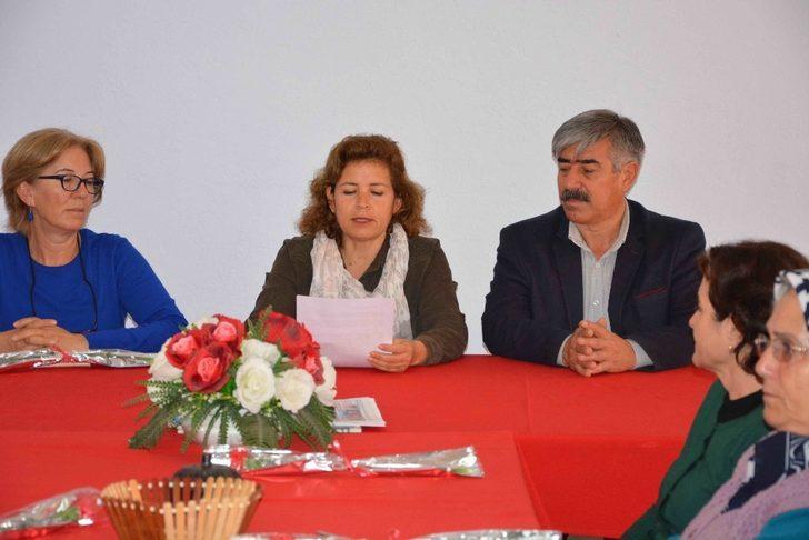 Dalaman CHP'den Emekçi Kadınlar Günü açıklaması