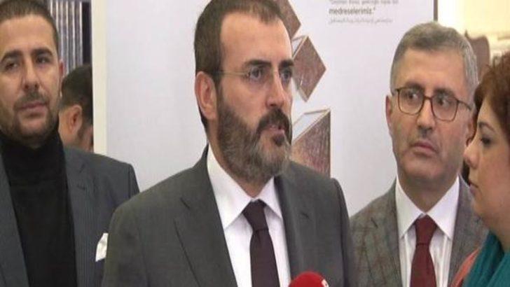 AK Parti'den 'ittifak' açıklaması: Çağrıda bulunuyoruz