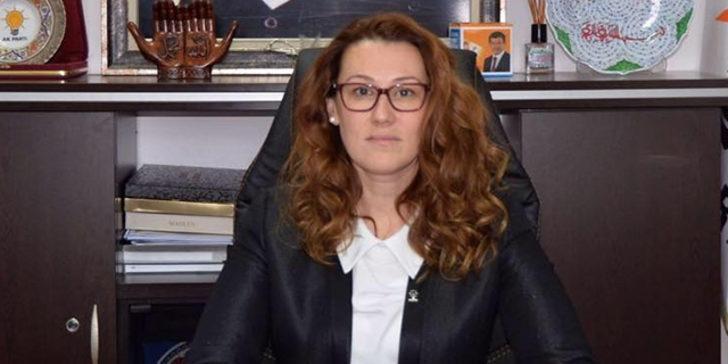 Son dakika!AK Parti Çanakkale il başkanı Yeşim Karadağ istifa etti!