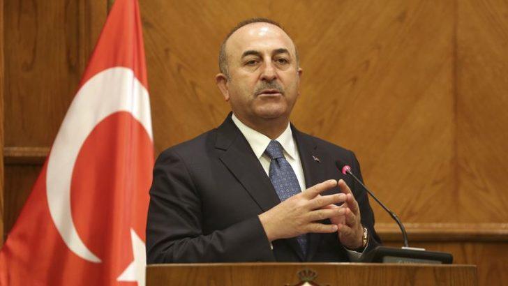 Çavuşoğlu: 'Irak'la PKK'ya Karşı Ortak Operasyon Yapacağız'