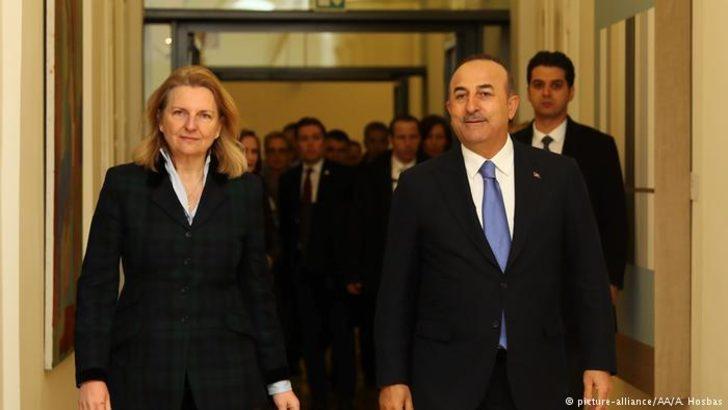 Çavuşoğlu: AB Türkiye'ye adil davranmalı