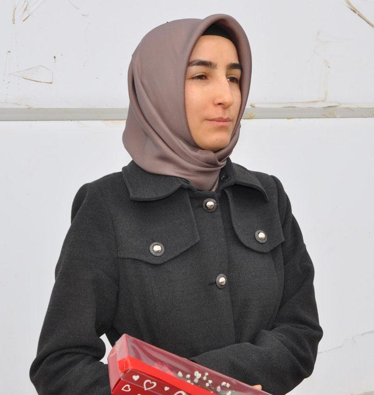 Genç kadın girişimci tesis kurdu, 16 kadına istihdam sağladı
