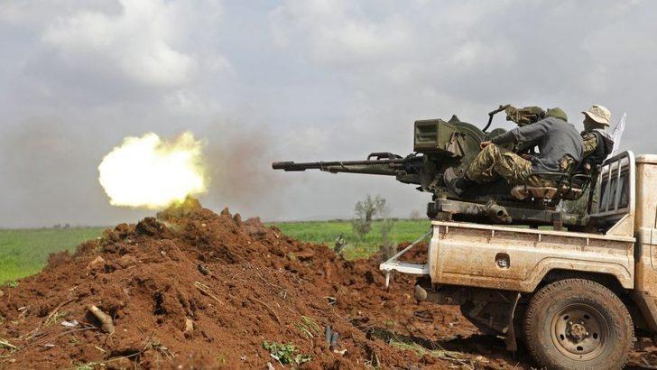 WSJ: Arap dünyasında 'yumuşak gücü' tükenen Türkiye, Afrin operasyonuyla güç gösterisi yapıyor