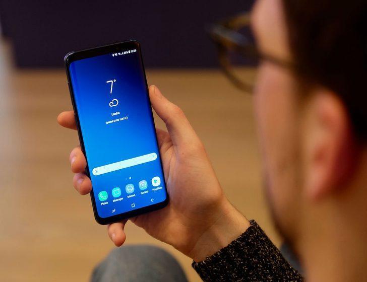 Samsung'un son amirali Galaxy S9'dan üzücü haber