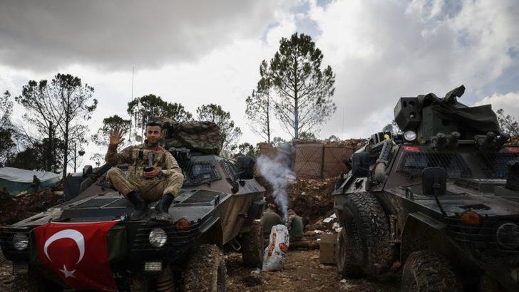 TSK Afrin'deki Kilit Bir Kasabayı Ele Geçirdi