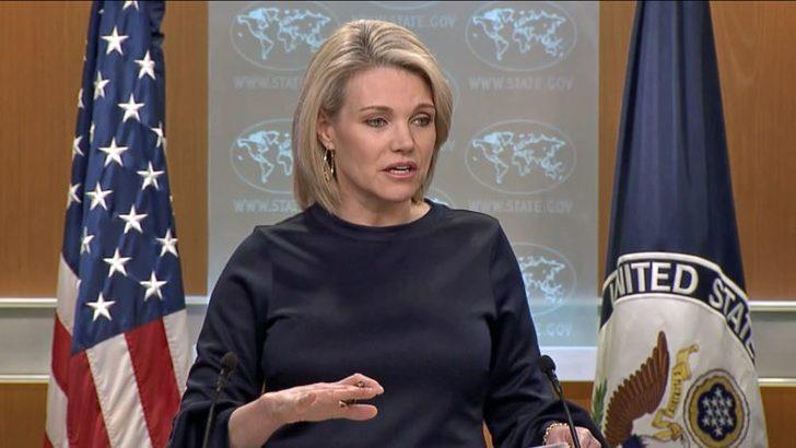 ABD Dışişleri: 'Masada Konuşulacak Çok Konu Var'