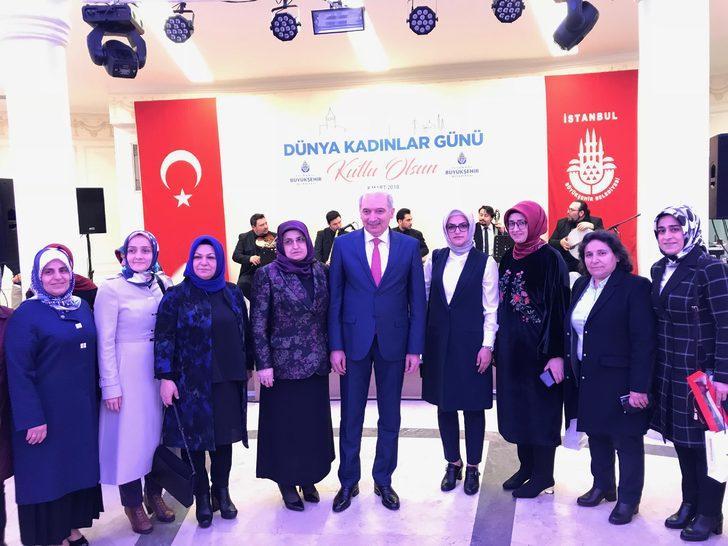AK Parti İstanbul İl Kadın Kolları Başkanı Döğücü: Sürekli ezilmiş kadınları gündeme getirenlerikınıyorum