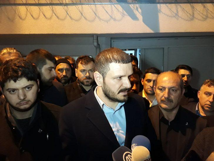 Kürşat Mican'ın içinde bulunduğu araca silahlı saldırı(Geniş Haber)