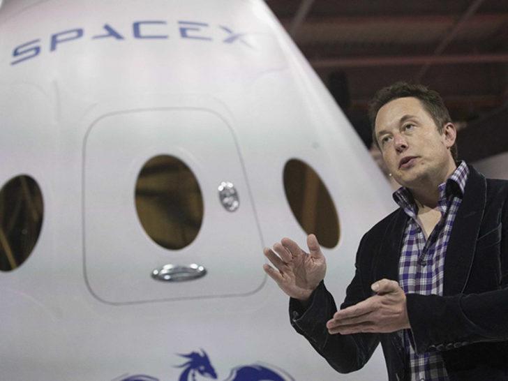 Elon Musk istedi Westworld ekibi çekti! Karşınızda Falcon Heavy'nin kısa filmi