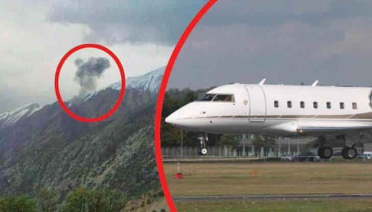 İran'da düşen Türk jetinin pilotu ile kulenin son konuşması ortaya çıktı