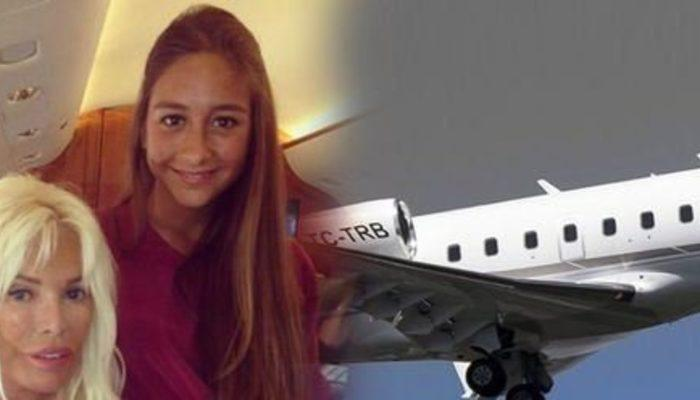 Mina Başaran'ın hayatını kaybettiği jete Ajda Pekkan da binmiş