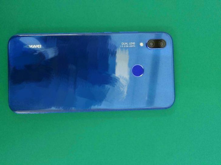 Huawei P20 Lite sızdırıldı!