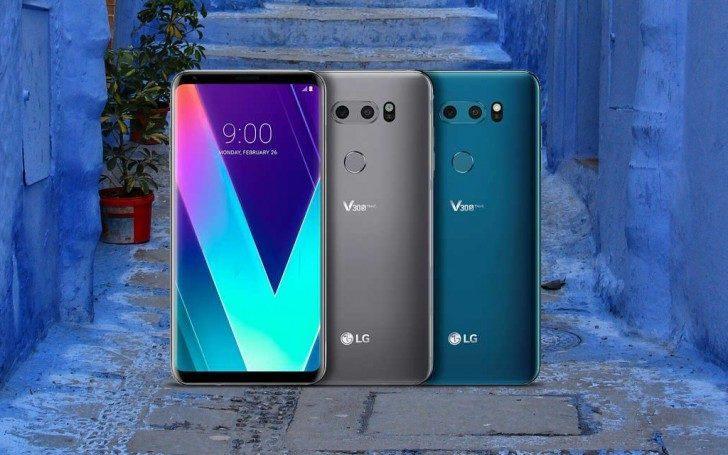 LG V30S ThinQ şaşırttı