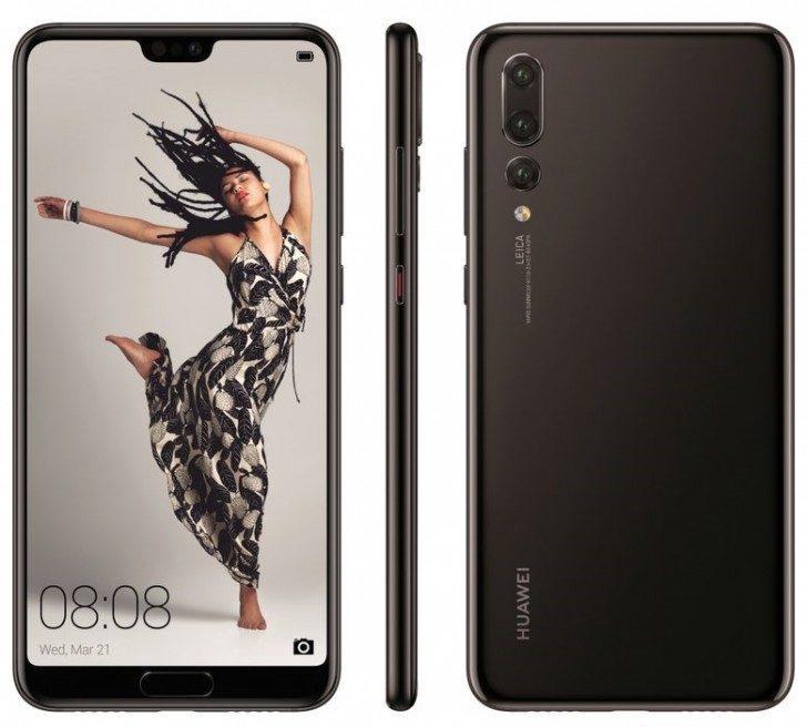 Huawei P20 hakkında sürpriz detay!