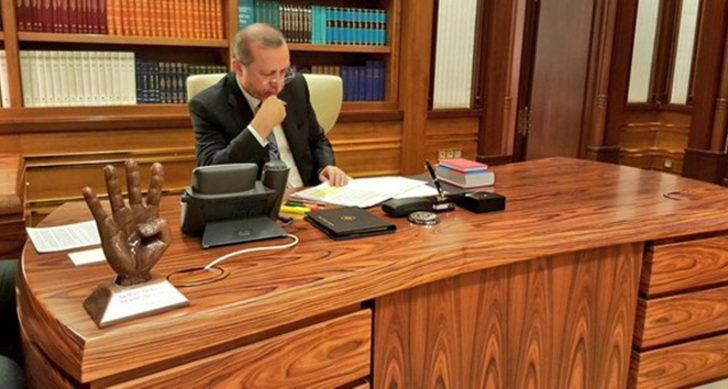 Üst düzey atamalar Cumhurbaşkanı Erdoğan'a bağlanıyor