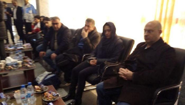 Türkiye'yi sarsan uçak kazası! Acılı aileler İran'a gitti, çaresiz bekleyişleri yürek yaktı