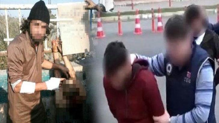 IŞİD infazcısından pes dedirten savunma! 'Poz verdirdiler...'