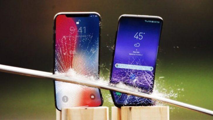 Galaxy S9 serisinin tamir edilebilirlik puanı kaç?
