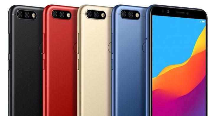 Huawei'nin cep dostu telefonu Huawei Honor 7C tanıtıldı! İşte Huawei Honor 7C'nin özellikleri ve fiyatı
