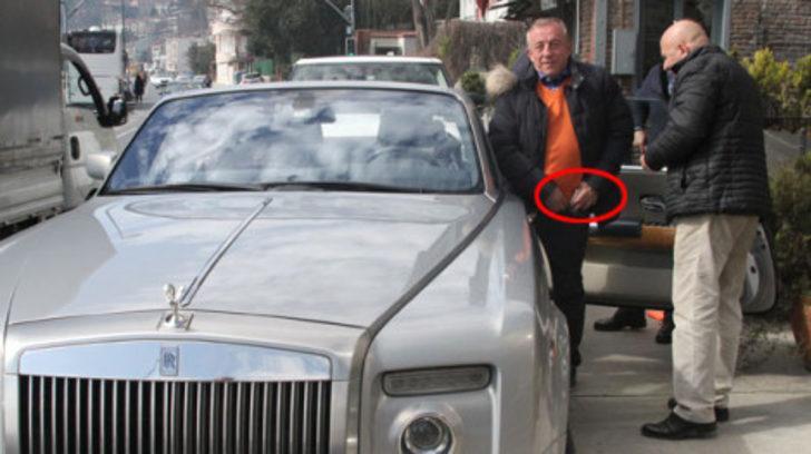 Ali Ağaoğlu'nun paraları cebine sığmadı