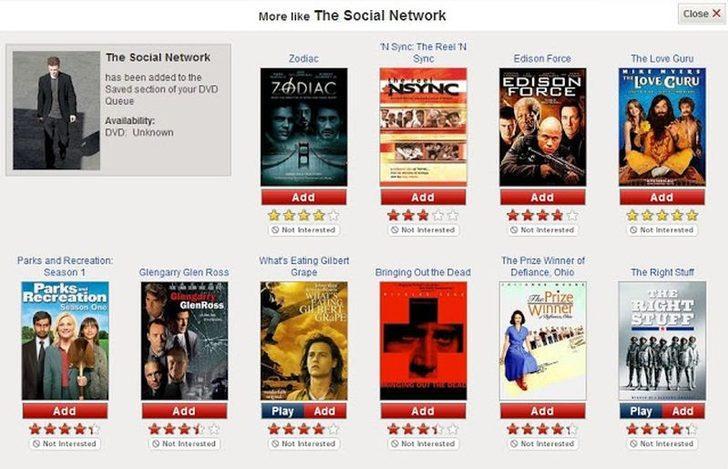 Netflix Sosyal Ağ mı geliyor?