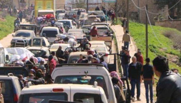 Afrin'den son görüntüler!