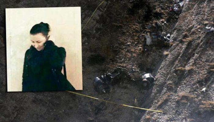 İran'da düşen uçağın pilotunun son ses kaydı ortaya çıktı