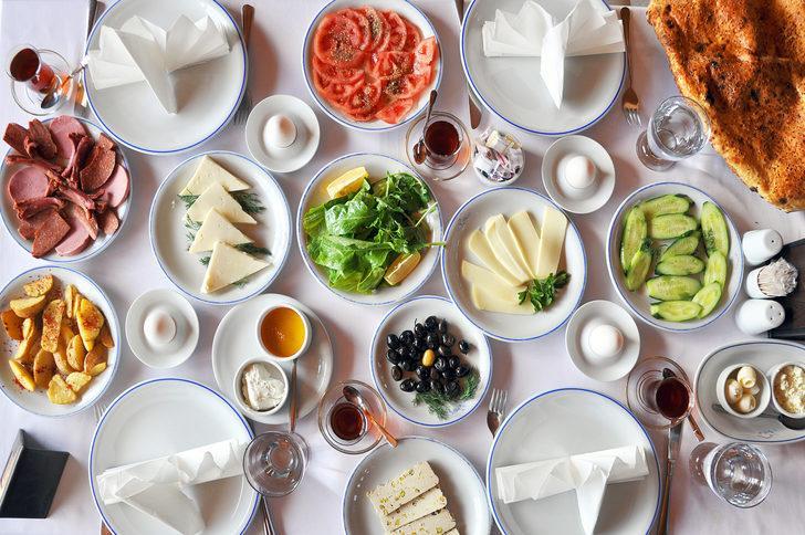 Kilo almak istemeyenlere özel: Şişmanlatmayan kahvaltı