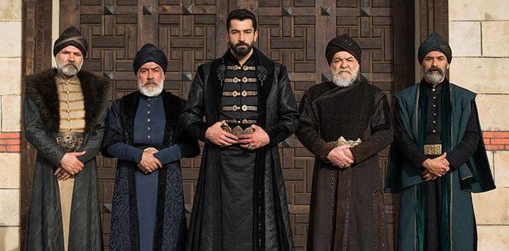 İşte Mehmed Bir Cihan Fatihi dizisinin paşaları!